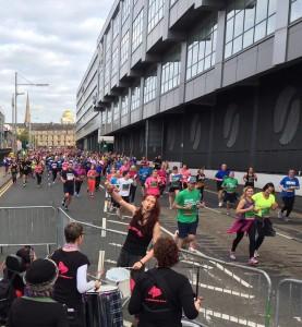 Great Scottish Run 2015